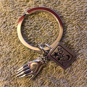 Fortune Telling Tarot Key Ring